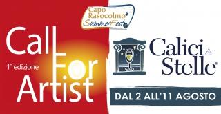 Calici di stelle 2019 <br> Call For Artist The Art of wines: 1a edizione <br> Memorial Carmelo Bonanno