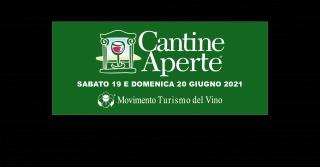 CANTINE APERTE 2021 - 19 e 20 giugno