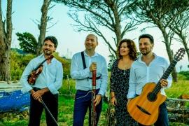 TANGO SONGS Concerto con Elisa Lorena & Trio Atipico